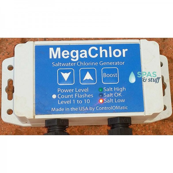 MegaChlorMaker DO Control Panel