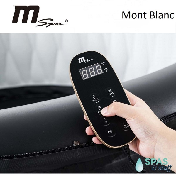 MONT BLANC Portable Inflatable Hot Tub
