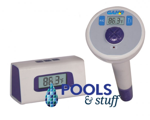 Digital Wireless Pool Thermometer
