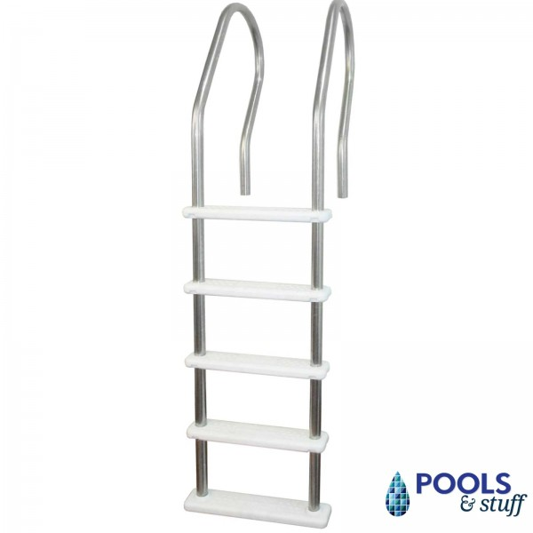 Stainless Steel Reverse Bend In-Pool Ladder