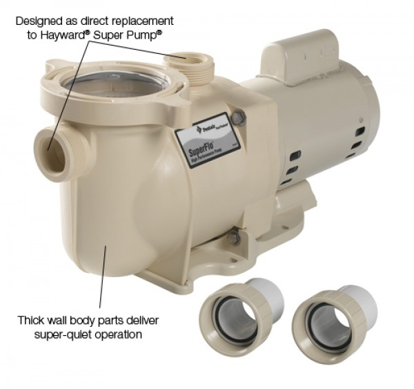 Superflo In-Ground Pool Pump