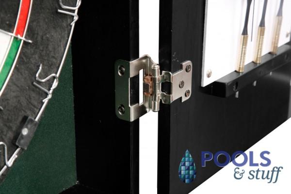 Centerpoint Solid Wood Dart Cabinet Set