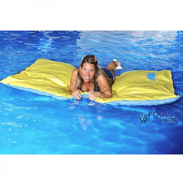 Santa María Unsinkable Floating Pool Mattress
