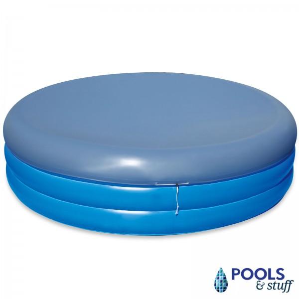 "7.5' Round, 22"" Deep Inflatable Pool"