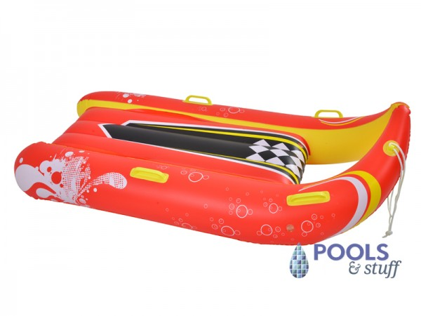 Power Glider 2-Person Snow Sled
