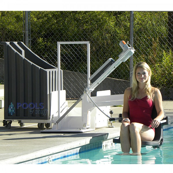 Patriot™ Portable ADA Compliant Pool & Spa Lift