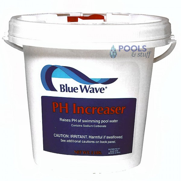 pH Increaser for Pool Water