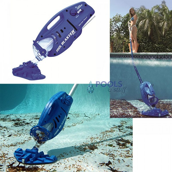 Pool Blaster Max - Attach to Pool Pole