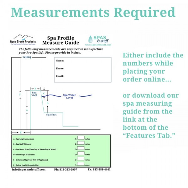 Measurements Required to Manufacture