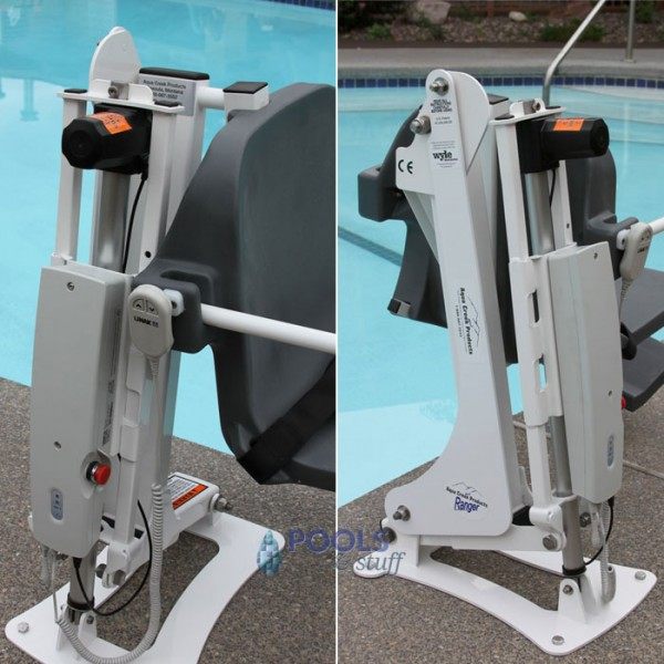 Ranger ADA Compliant Pool & Spa Lift