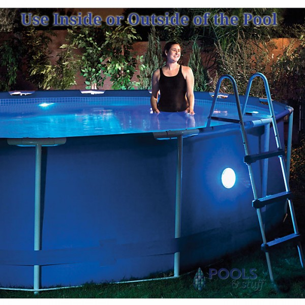 LED Pool Light for Inside or Outside Pool