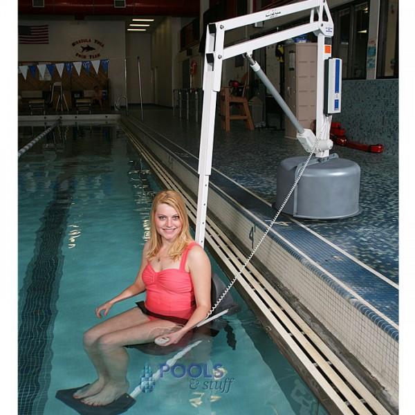 Revolution™ ADA Compliant Pool & Spa Lift