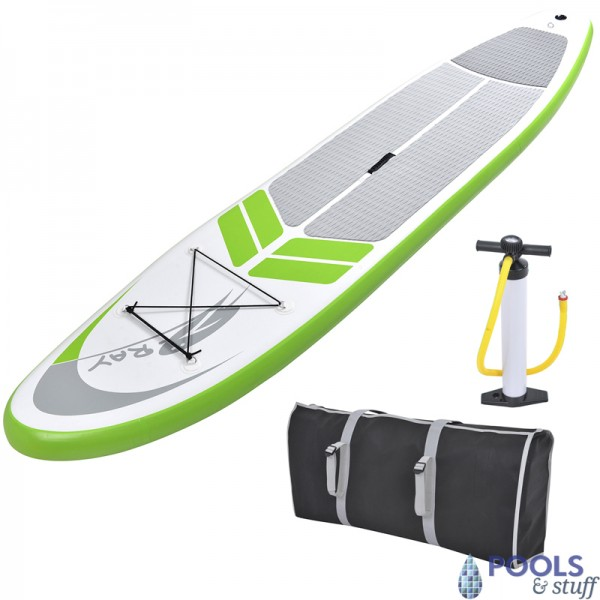 Manta Ray 12' Stand-Up Paddleboard Package