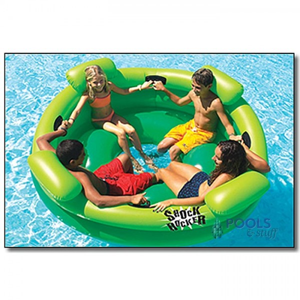 Shock Rocker Pool Activity Float