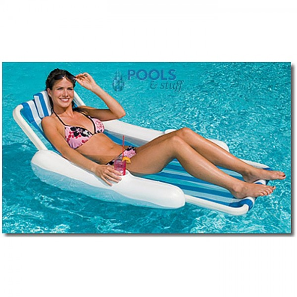 Sunchaser Sling Floating Lounger