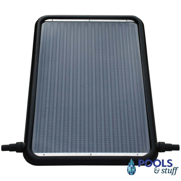 "21"" Solar Flat Panel Heater for Above-Ground Pools"