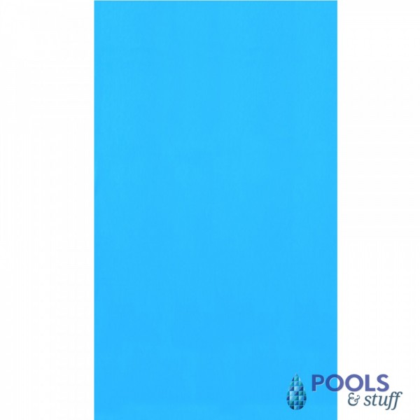 Solid Blue Standard Gauge Overlap Liner