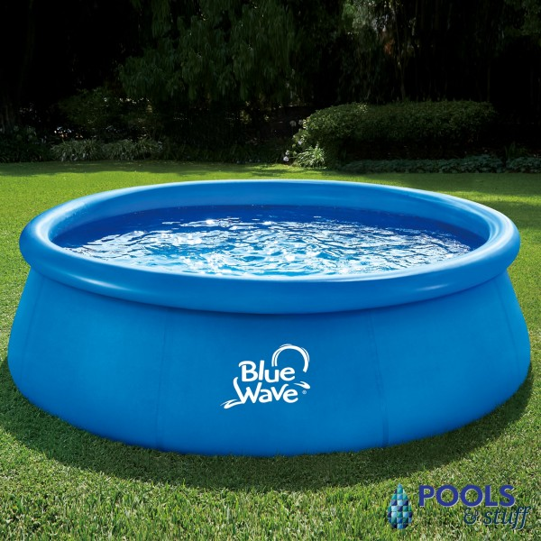 "13' Round, 33"" Deep Inflatable Pool"