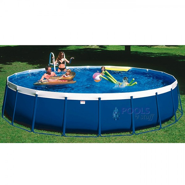 Premier 20' Round Above-Ground Pool Package