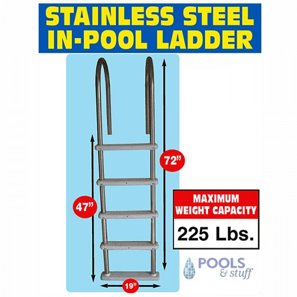 Stainless Steel STANDARD - Dimensions