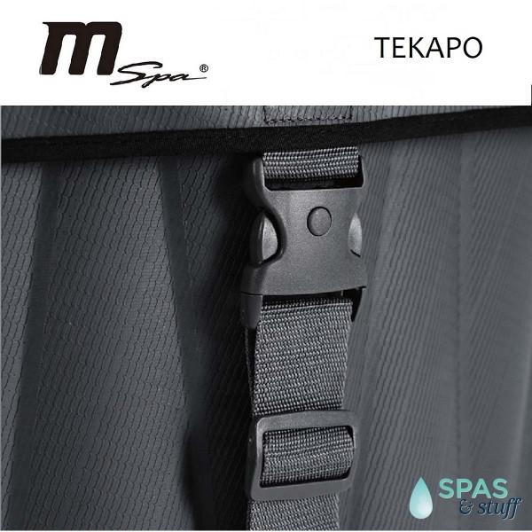 TEKAPO Portable Inflatable Hot Tub