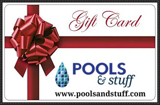 Pools And Stuff Gift Cards