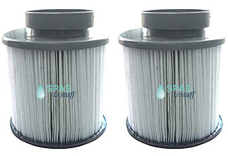2 Pack Spa Filters