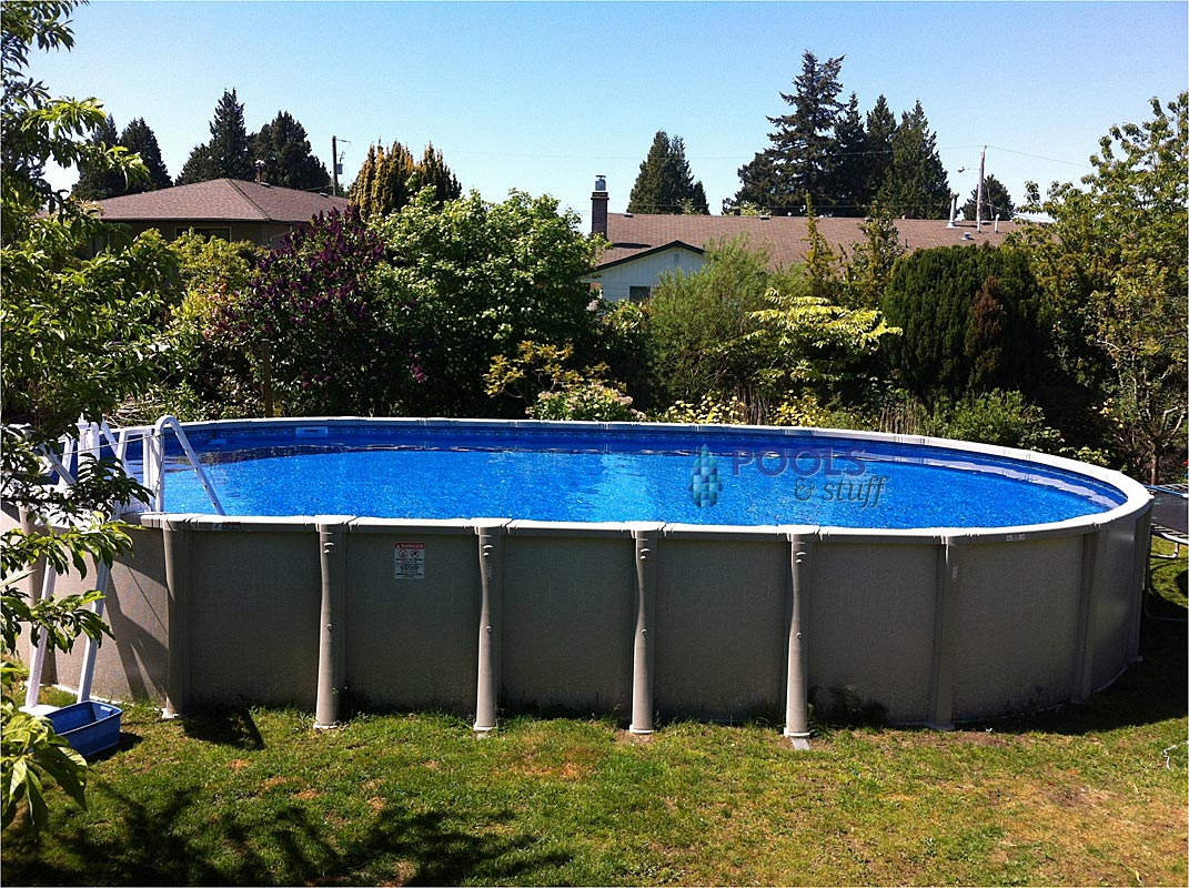Pool floor padding reviews gurus floor for Best in ground pool