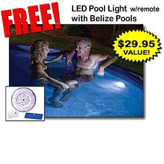 Free Pool Light