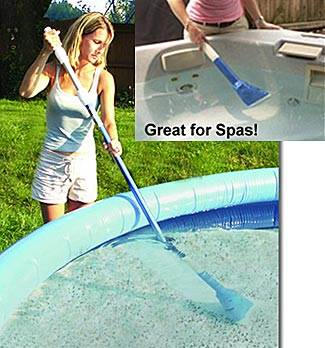 Battery Powered Pool Vac