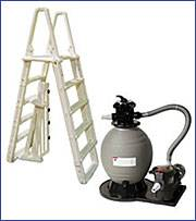 Standard Pool Equipment Package