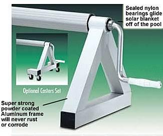 Automatic Solar Reel